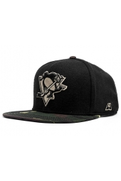 Бейсболка NHL Pittsburgh Penguins Snapback  НХЛ (арт. 29062)