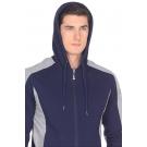Мужской спортивный костюм темно-синий (11M-RR-1126-2)