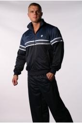Мужской спортивный костюм эластик полиестер (O12-3)
